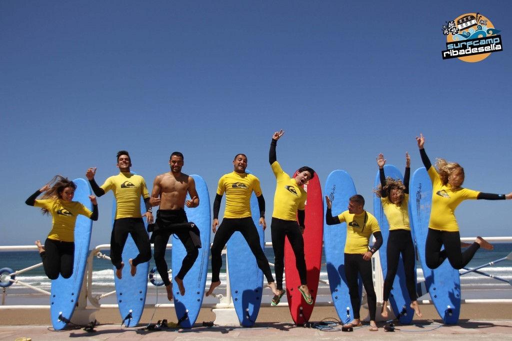 Surfcamp Rivadesella